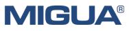 Logotyp för Migua