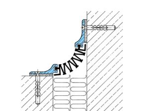 Ritningsbild Migutec FA 12 500 Ecke böjd